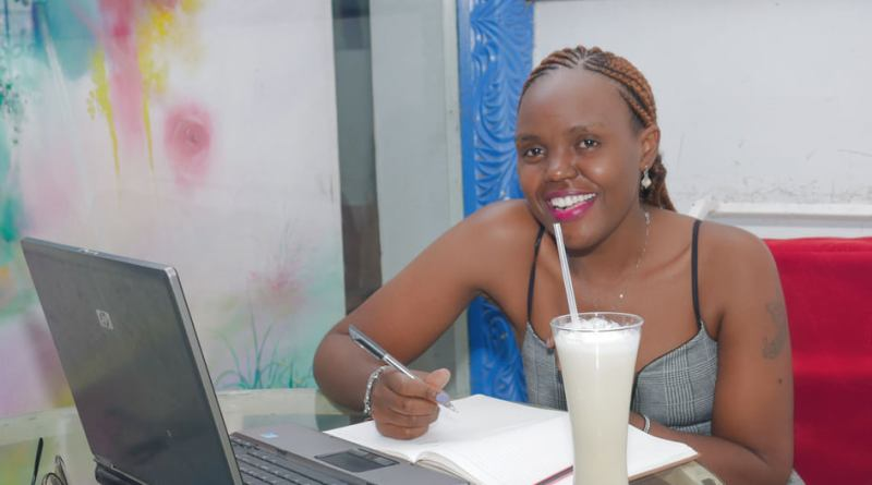 Be Positive!!! The Sun Shined and The Clouds Promised the Rain. – Priscilla Wachira