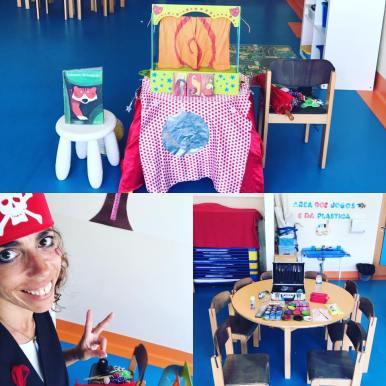 O Mundo da Zingarela - Animação Infantil - Animação na Escola - Colégio da Alameda
