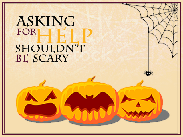 Asking Questions Shouldn't Be Scary
