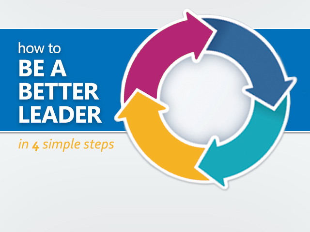 4 Ways You Can Be a Better Leader