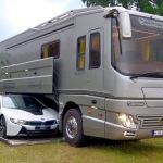 "A ""autocaravana"" mais luxuosa do mundo!!!"