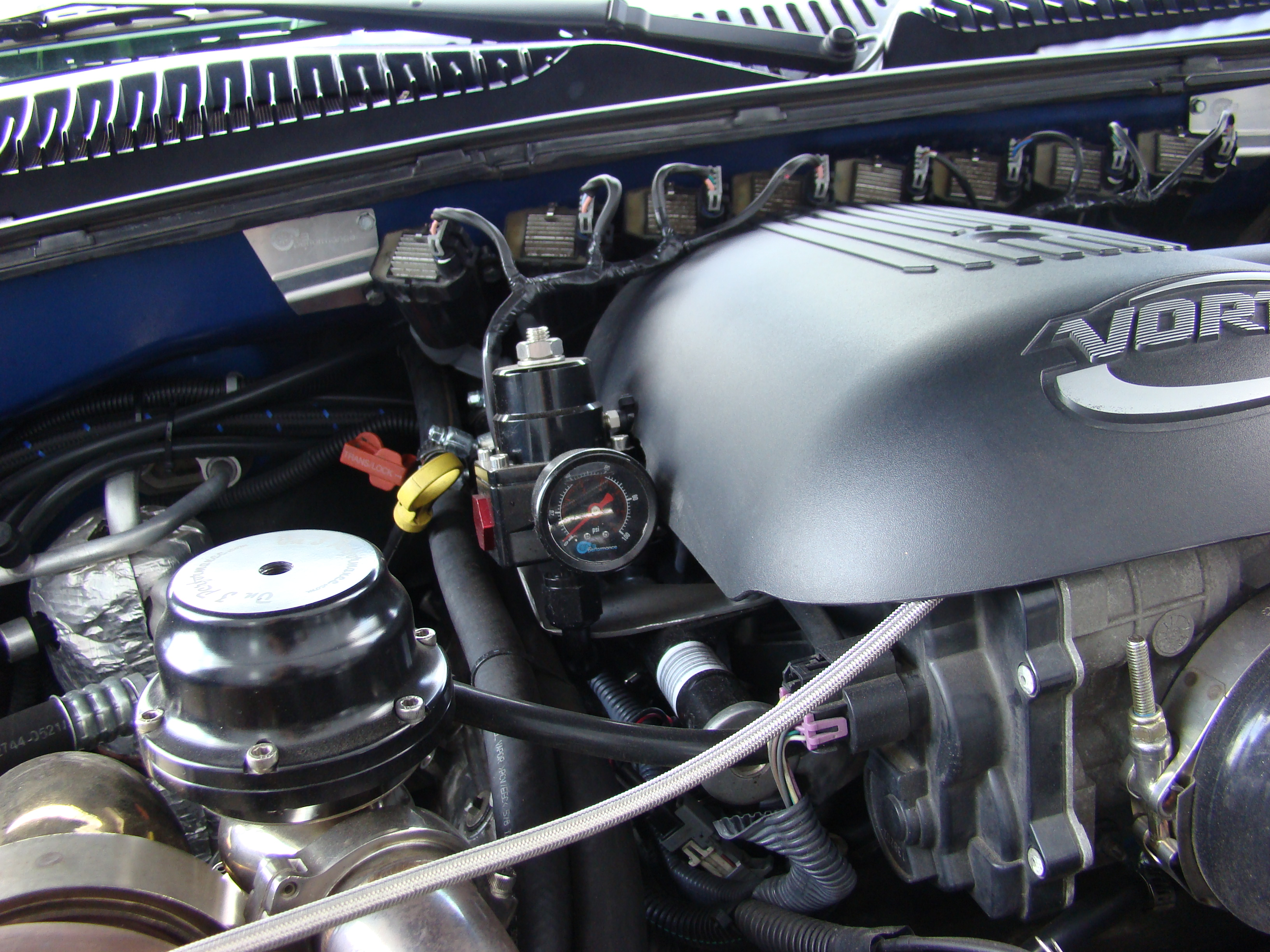 02 Chevy Silverado 4 3 Custom