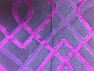 Ultra Violet fabrics 3