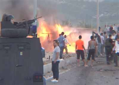 Με σταθμευμένο όχημα η επίθεση του PKK.