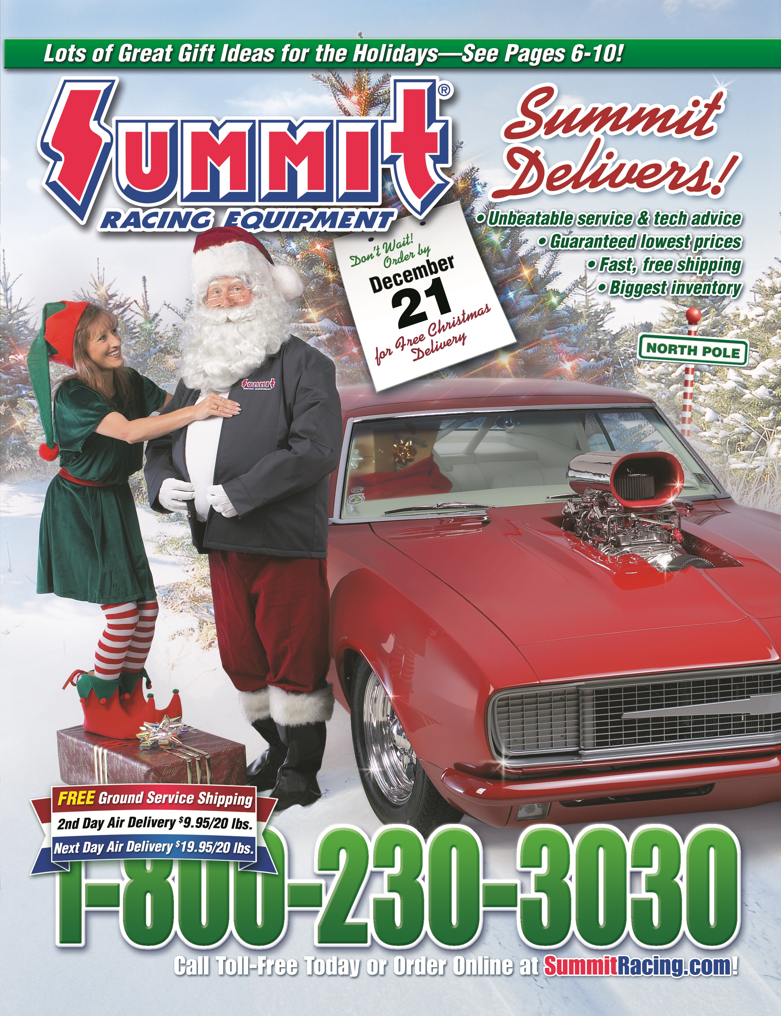 Ghosts Of Christmas Past Revisiting The Cover Cars Of The
