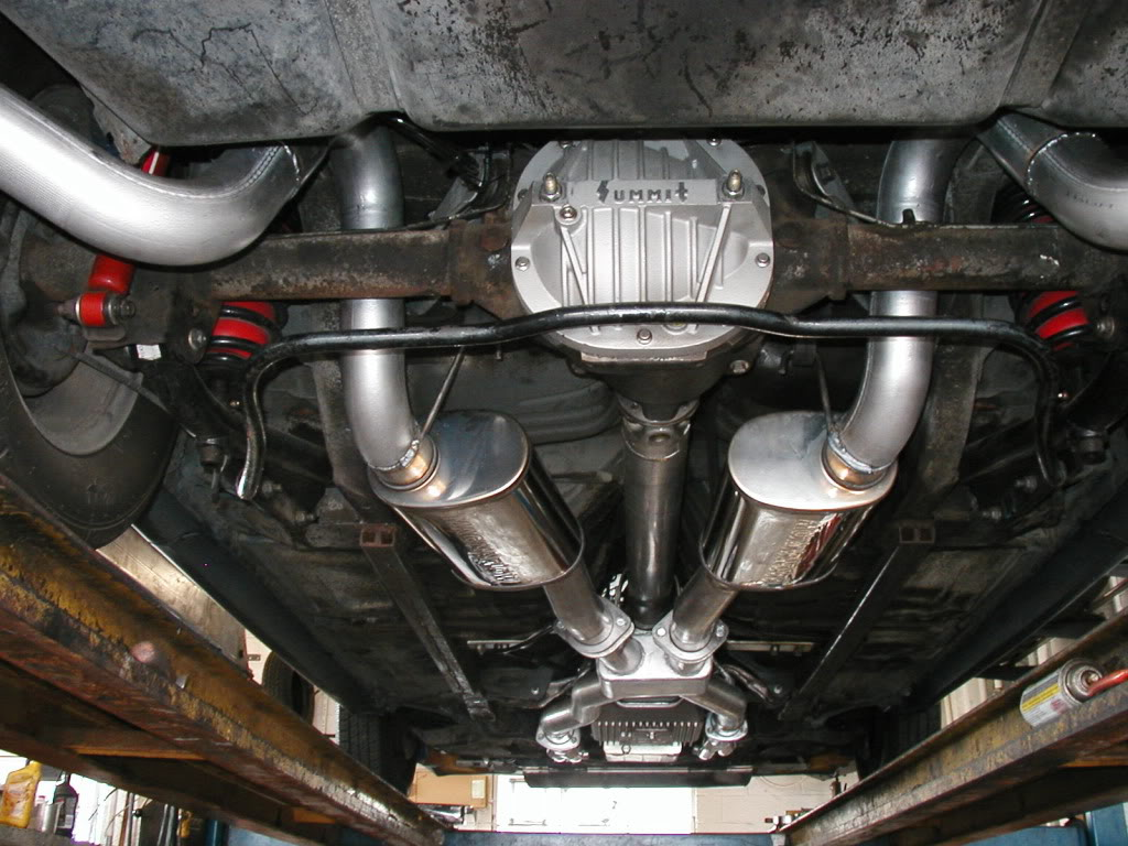 an introduction to exhaust system