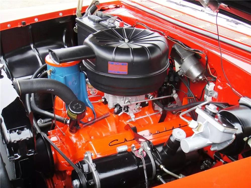 283 Chevy Engine Performance