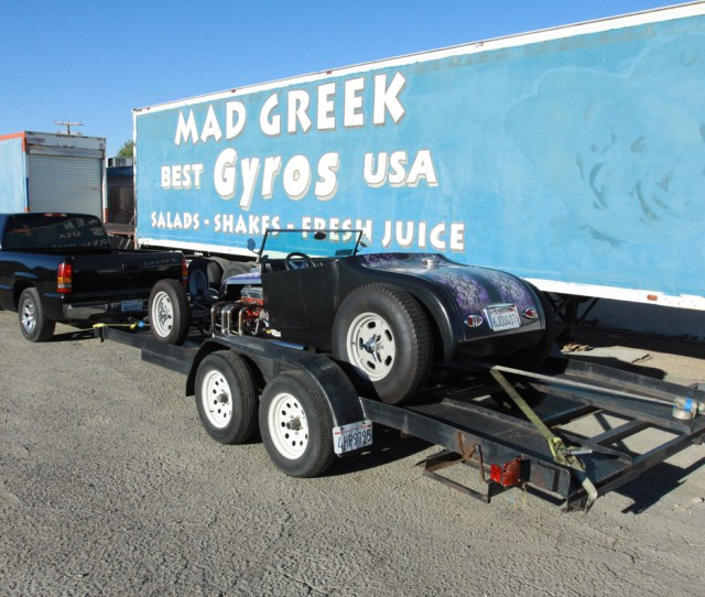 001 On All Cylinders Car Trailer Upgrades