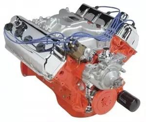 Mopar Performance 426 C.I.D. Hemi 465 HP Crate Engines