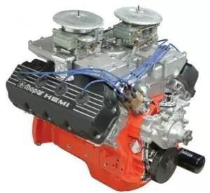 Mopar Performance 528 C.I.D. 640 HP Engine Assemblies