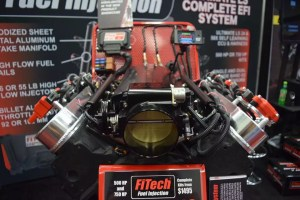 SEMA 2016: FiTech Unleashes Ultimate Induction System for