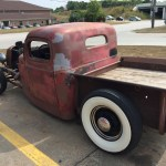 Lot Shots Find Of The Week 1941 Chevy Truck Rat Rod Onallcylinders