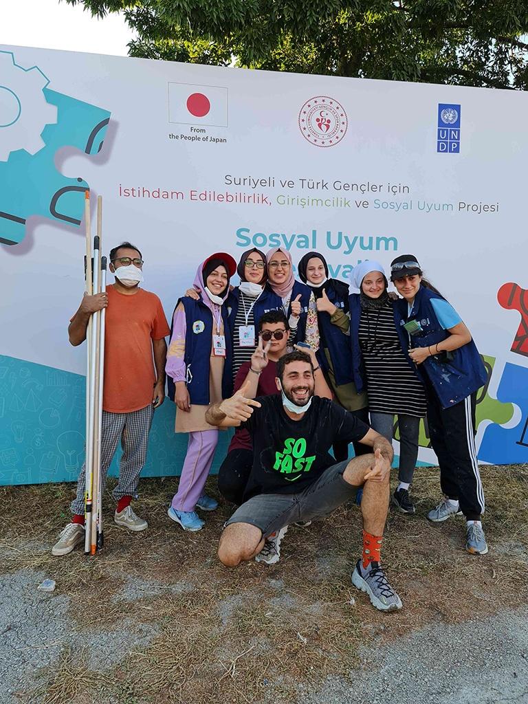 Ankara'daki Bir Köy Okulunu Onardık - 05