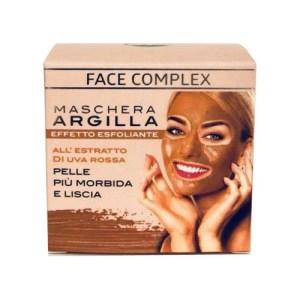 Maschera argilla Face Complex