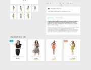 Prestashop 1.7 default product page