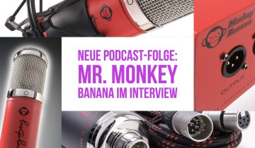 Podcast: Mr. Monkey Banana im Interview