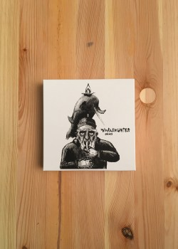 Whalehunter – Demo (Front)