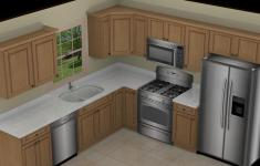 19+ Truly Amazing 10×10 Kitchen Layout That You Will Want To Have