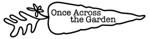 Once Across the Garden - Carrot