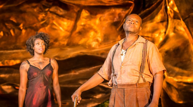 """Porgy and Bess"" at Regent's Park Open Air Theatre"