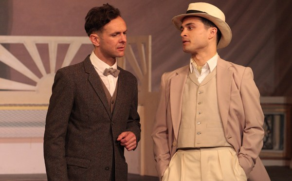 """The Great Gatsby"" at Wilton's Music Hall"