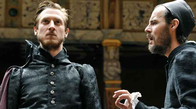 """""""Doctor Faustus"""" at Shakespeare's Globe"""