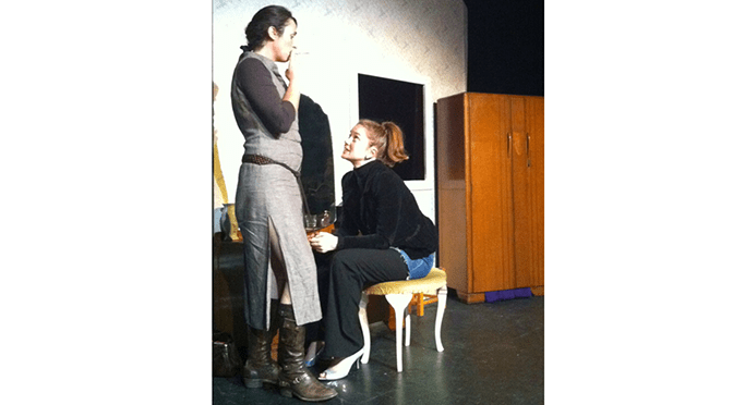 """""""The Memory of Water"""" at the Lion and Unicorn Theatre"""