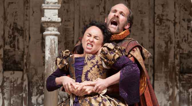 """""""The Taming of the Shrew"""" at Shakespeare's Globe"""
