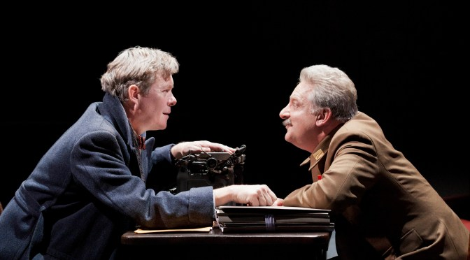 """""""Collaborators"""" at the National Theatre"""