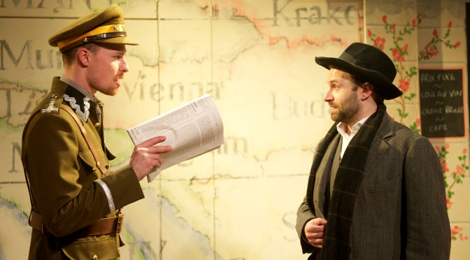 """The Grand Tour"" at the Finborough Theatre"