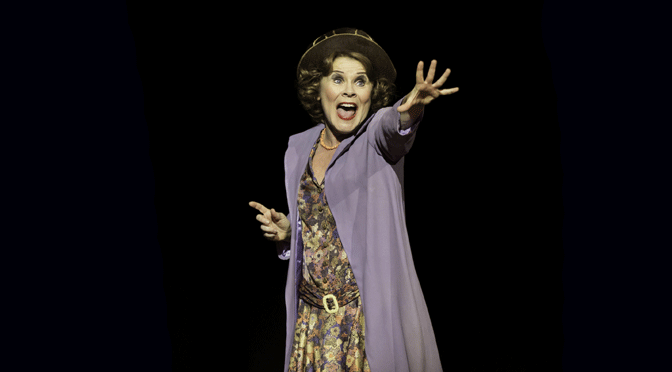 """""""Gypsy"""" at the Savoy Theatre"""