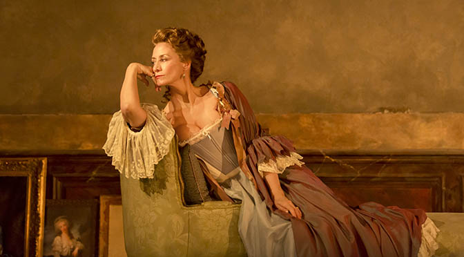 """Les Liaisons Dangereuses"" at the Donmar Warehouse"