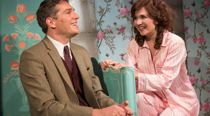 """She Loves Me"" at the Menier Chocolate Factory"
