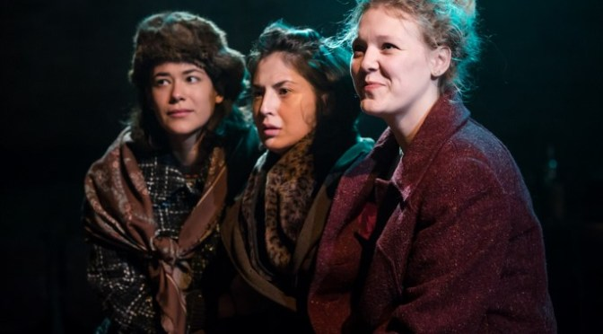 """Three Sisters"" at the Union Theatre"