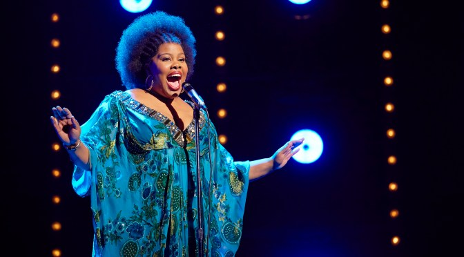 """Dreamgirls"" at the Savoy Theatre"