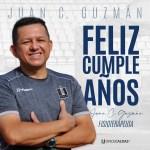Juan Carlos Guzmán, 22 años al servicio del blanco