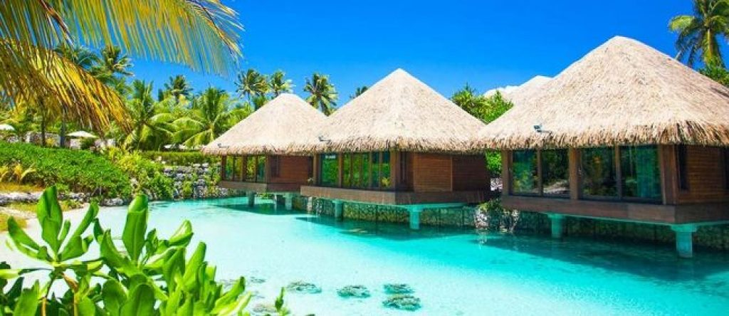 best hotels from each chain Bora Bora