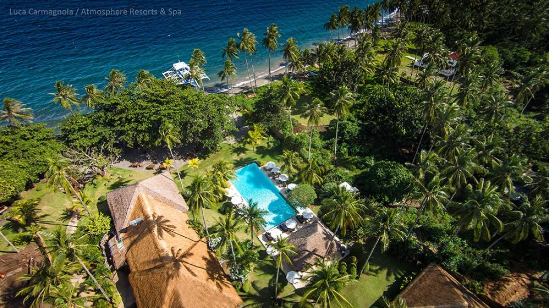Luxury resorts in the Philippines Atmosphere Resort