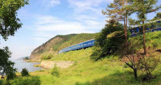 Trans Siberian journey feature image