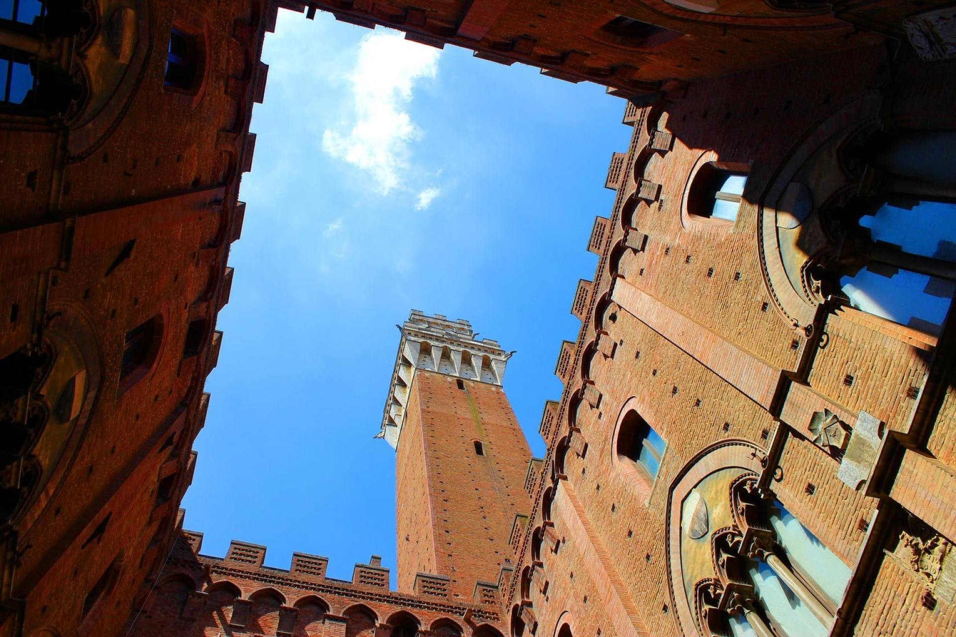 Top 3 UNESCO countries Siena, Italy