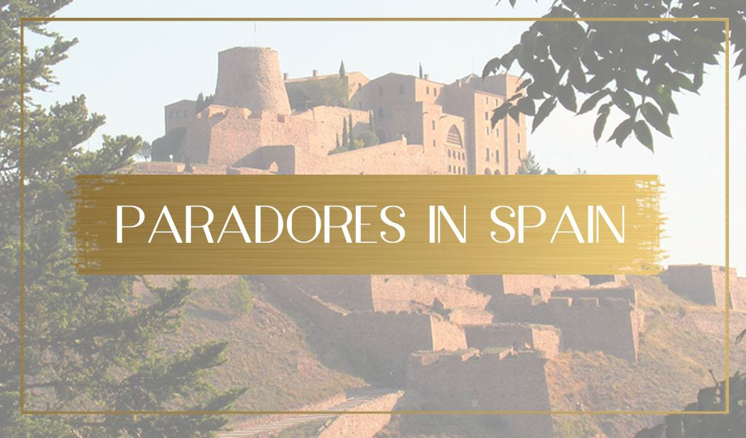Paradores in Spain main