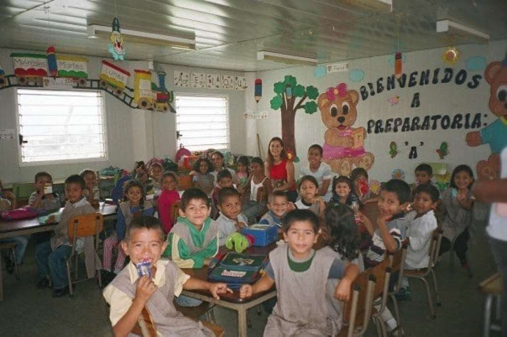 A kindergarten with ACOES