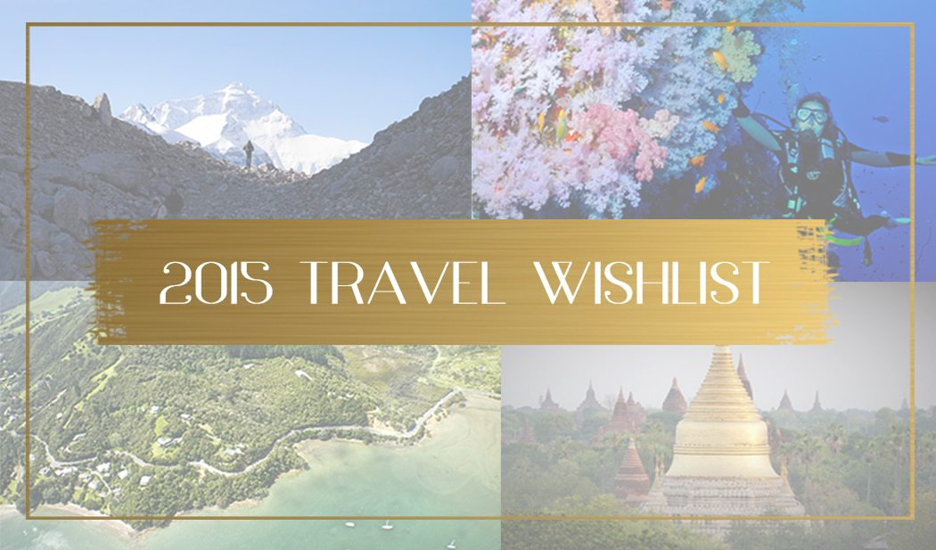 2015 Travel list feature
