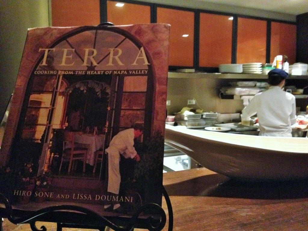 Terra Recipe book