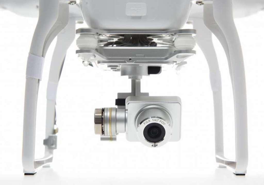 Integrated camera