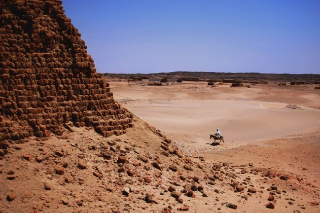 The Sudanese Desert