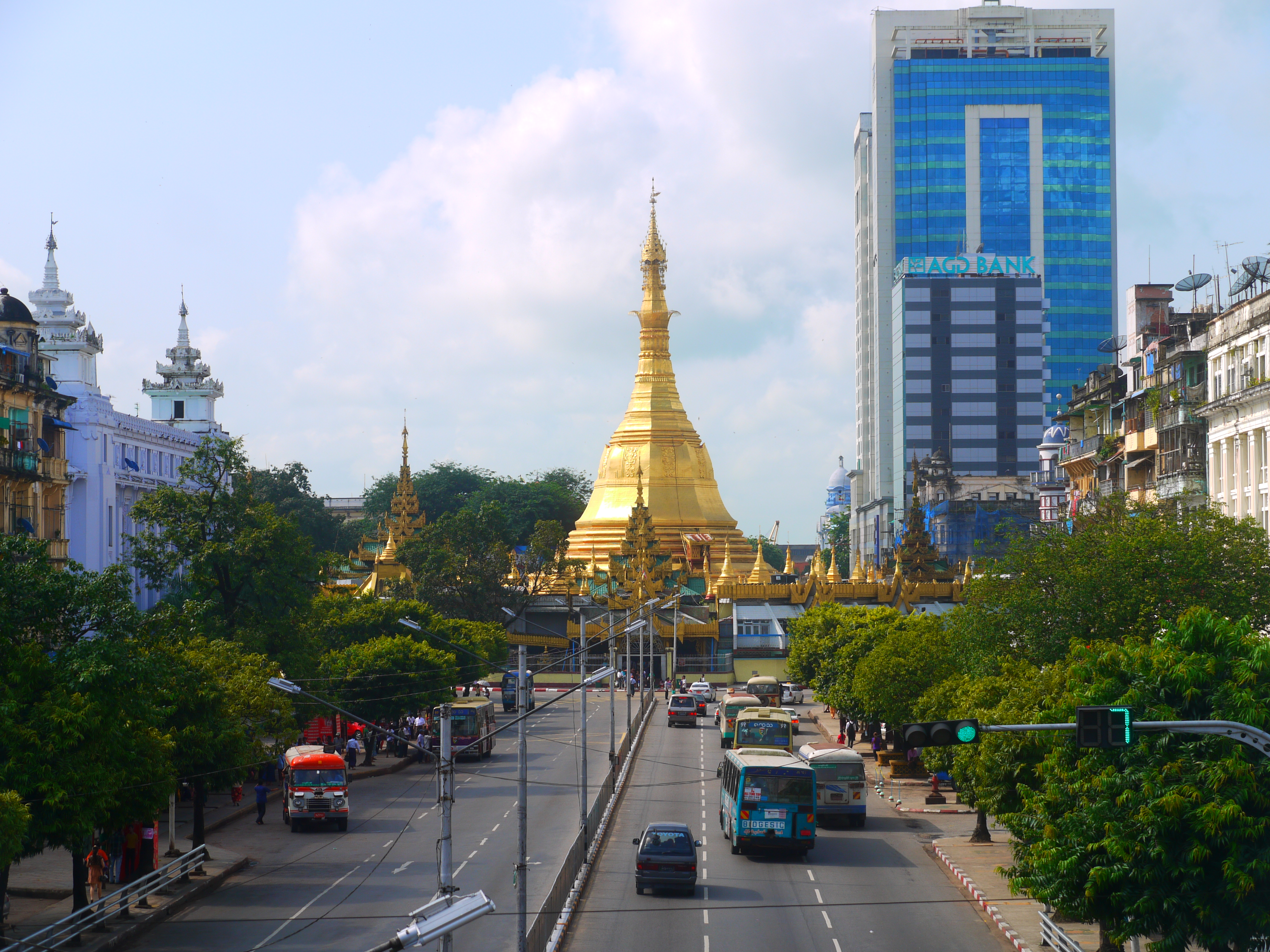 Tourism in Yangon - All doors are open for tourism Myanmar ...