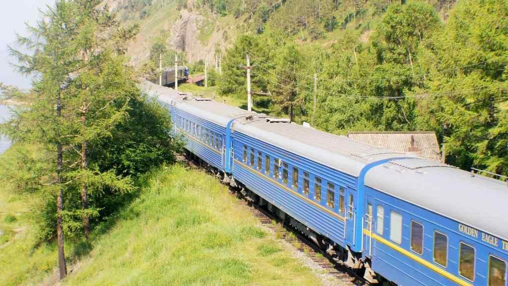 Golden Eagle Trans-Siberian train journey