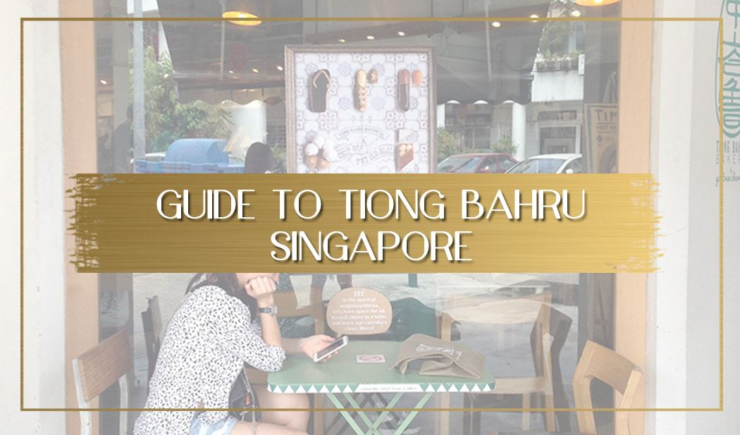 Guide to Tiong Bahru main