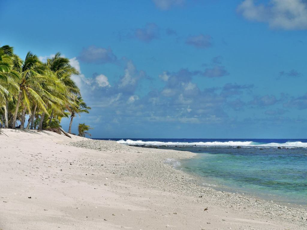 Aunu island - American Samoa